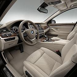 Interieur BMW 5-serie | Douwe de Beer occasions