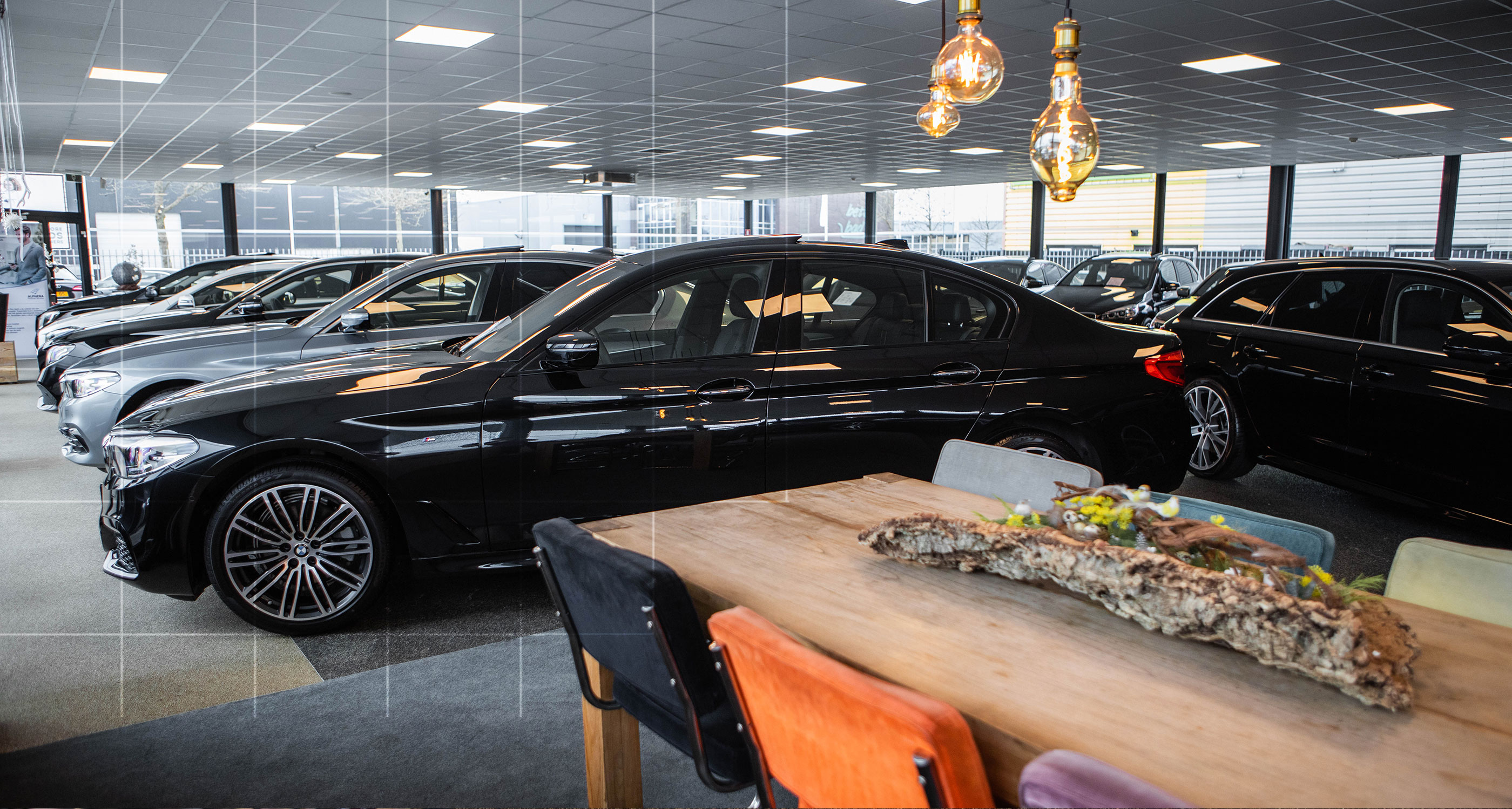 Een financial lease occasion van Autocentrum Douwe de Beer