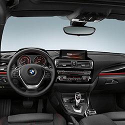 Interieur BMW 1-serie   Douwe de Beer Occasions
