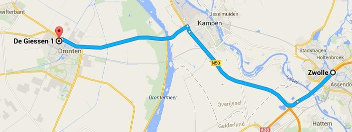 Occasions in de omgeving van Zwolle