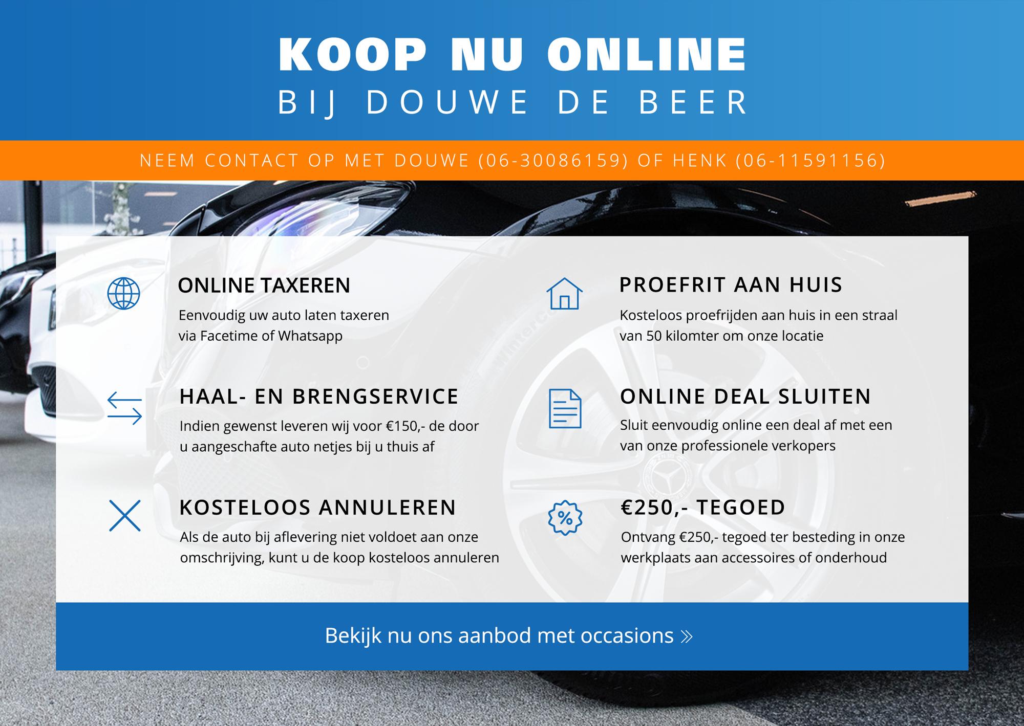 Online Auto Kopen | Autobedrijf Dronten | Autocentrum Douwe De Beer
