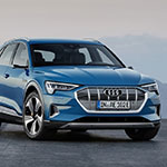 Onthulling Audi e-tron | Douwe de Beer Occasions